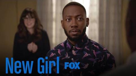 Winston Gets An Unexpected Visitor Season 7 Ep. 5 New Girl