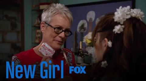 Joan Gives Jess An Edible Season 7 Ep. 7 New Girl
