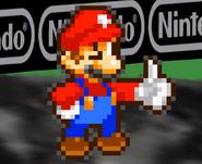 SMBZ Mario
