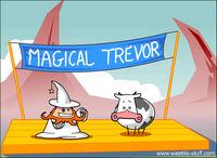 Magical trevor 1