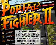 Portal Fighter II