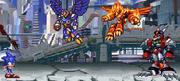 Sonic VS Mavericks