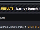 Barney Bunch