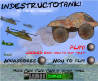 Indestructotank