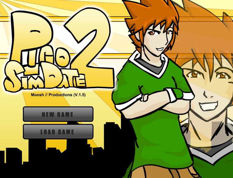 Newgrounds dating sims games