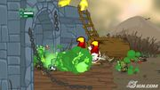 Castle Crashers Green Knight Magic