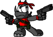 Black Rhino Ranger