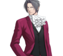 Phoenix Wright Turnabout Egg