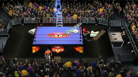NL Live on Twitch.tv - WCW Mystery TLC Fatal 4 Way WWE 2k14 Online-0
