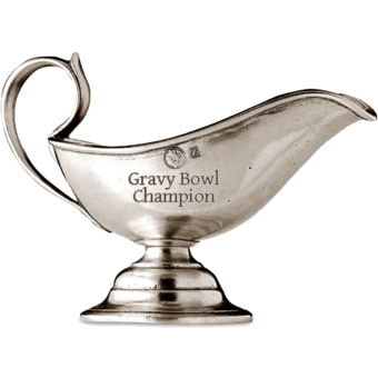 Image result for gravy boat trophy
