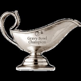 Image result for gravy boat trophy