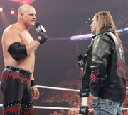 Kane and bret hart
