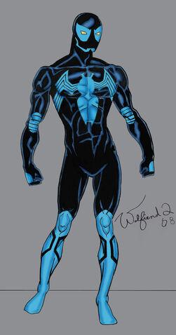 File:Blue spider.jpg