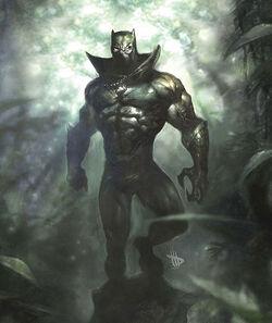 Black Panther (Venom's Exiles)