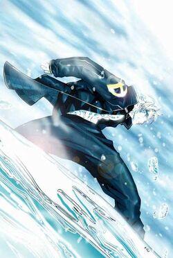Iceman (Amazing Exiles)