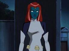 Mystique's New Look