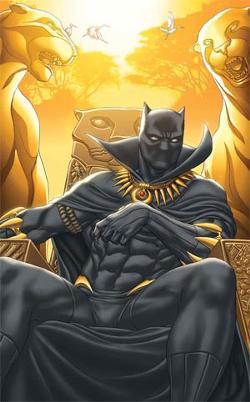 Black Panther (Heroic)