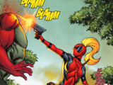 Lady Deadpool (Exiles Force)