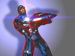 Captain America (Gibsonverse)