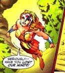 Wonder Woman Blonde