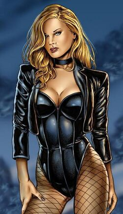 Black Canary (JLI)