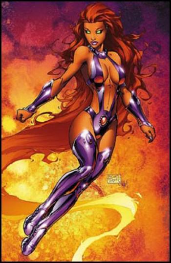 Starfire New Origins Superhero Wiki Fandom