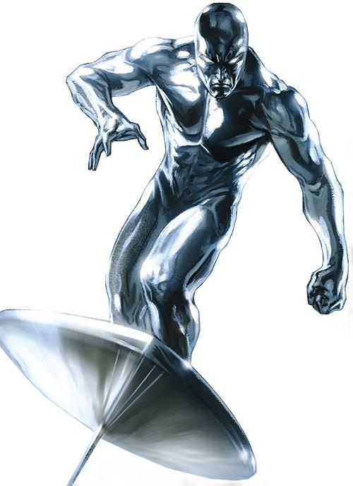 Silver Surfer New Origins Superhero Wiki Fandom Powered