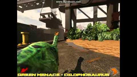 Primal Carnage Experimental Dino Skin Pack - Skin Demonstration