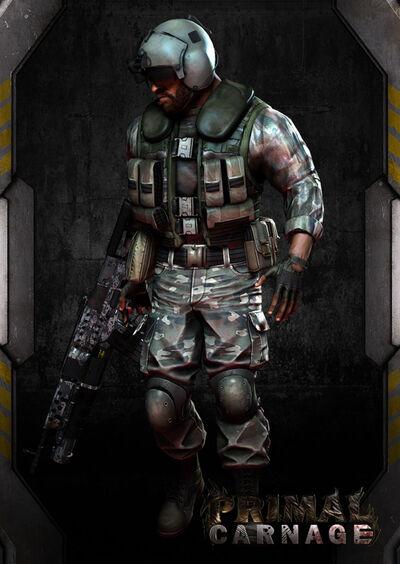 Pilot Commando