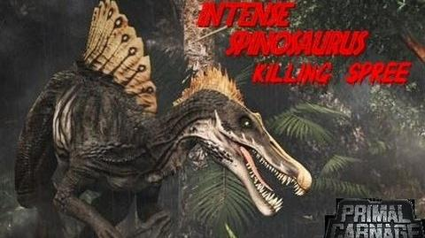 Primal Carnage - Spinosaurus Killing Spree and Primal Talk (Gameplay Commentary)