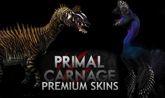 Primal Carnage Premium Skins logo
