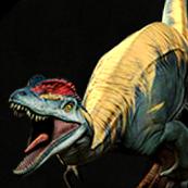 Dilophosaurus logo
