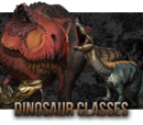 Dinosaur Classes