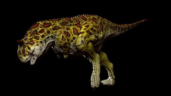 Leopard Spot Carnotaurus