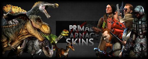 Primal Carnage Skins logo