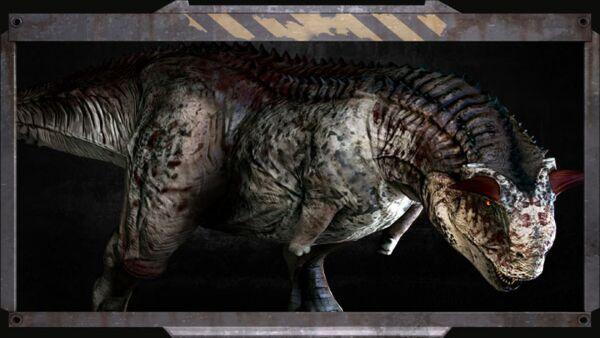 Primal Carnage Plagued Carnotaurus
