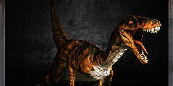 Primal Carnage Inferno Novaraptor