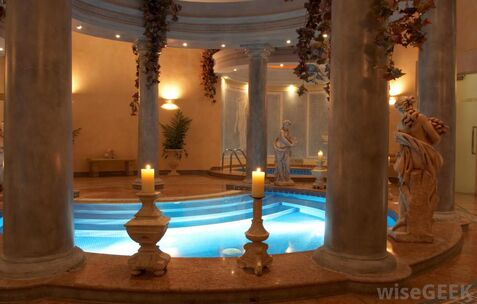 Roman-bath-house