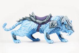 Swift spectral tiger world of warcraft sculpture by colibriworkshop-dbha36j