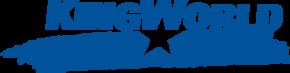 KingWorld logo blue