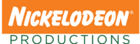 Nickelodeon Productions 1991 with orange background