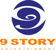 9 Story Entertainment 2002 logo