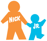 Old Nick Jr logo