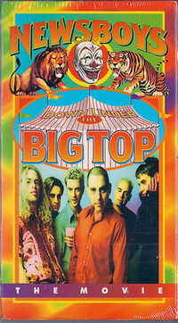 Down Under the Big Top