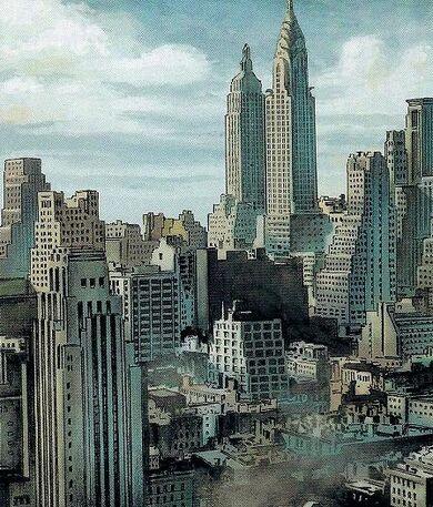 New York City (Earth-616) 001