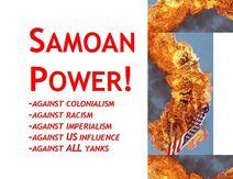 Samoan Power
