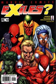 Exiles Issue 12