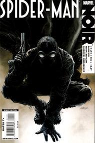 Spider-Man Noir Issue 1