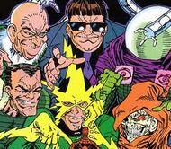 Sinister Six 2