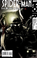 Spider-Man Noir Eyes Without A Face Issue 2